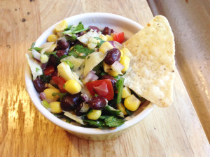 Chip & Corn Salsa